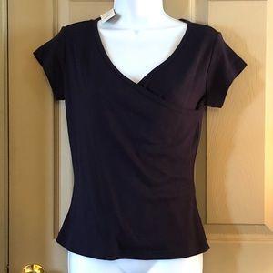 NWT Cute Express Black Knit Top